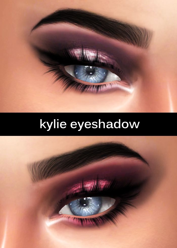 Photo of Kylie Eyeshadow – Kenzar Sims