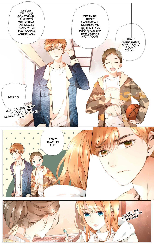 Love Is Cherry Pink Chapter 31 Page 12 Mangakakalot Com Manga