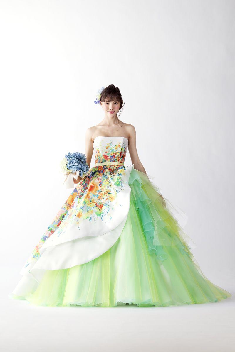Color Dress 01