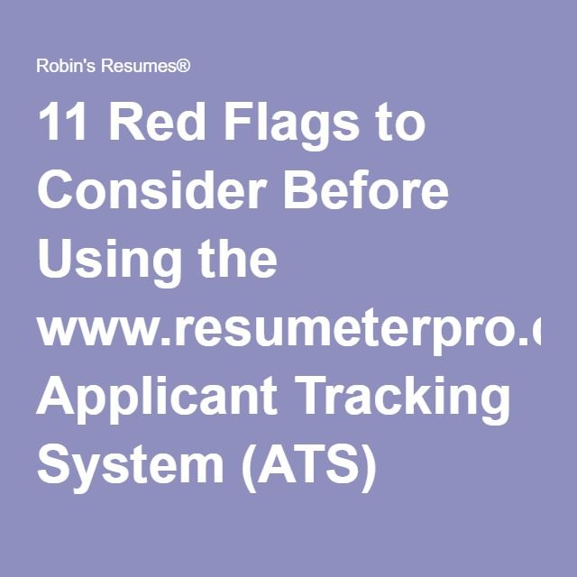 applicant tracking system ats