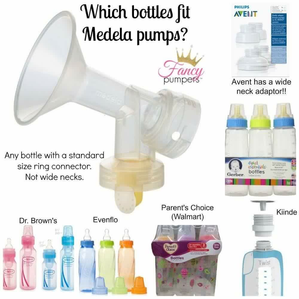 What Bottles Fit Medela Pumps Baby Feeding