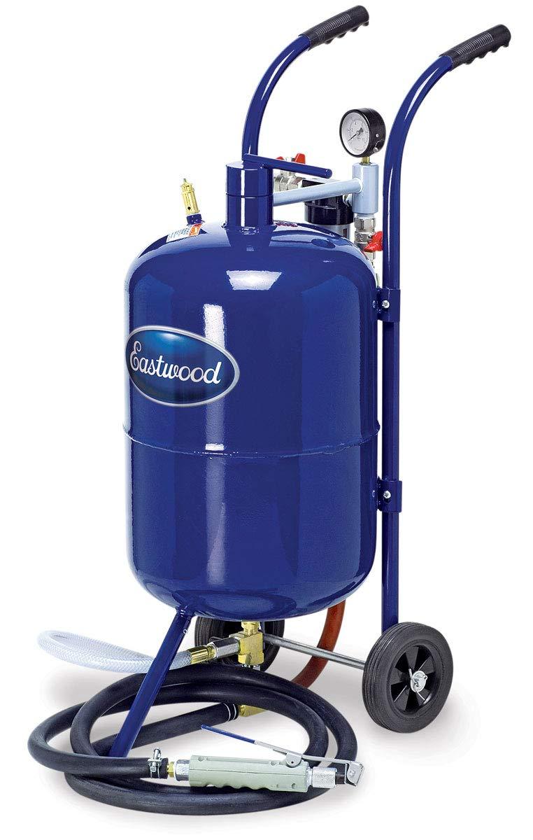 Eastwood 10 Gallon Portable Soda Blaster Air Sandblaster