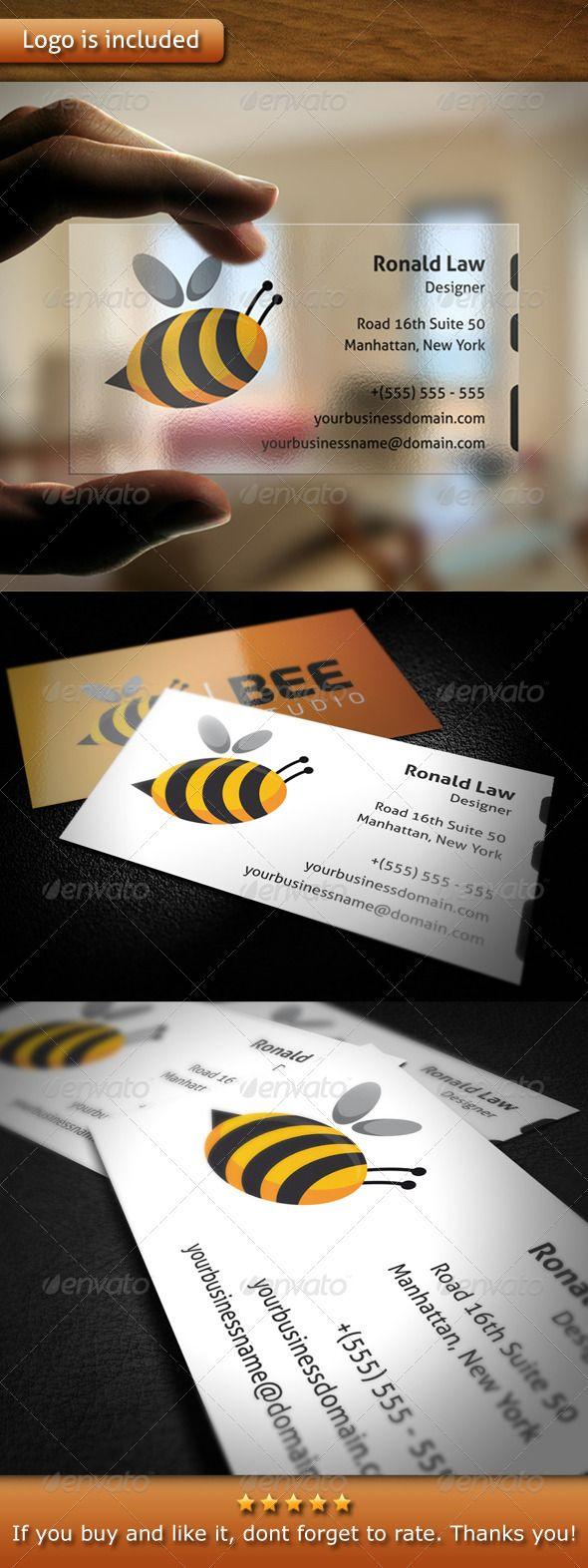 Bee Studio Business Card Tarjetas Inspiraci N De Dise O Y  # Beestudio Muebles