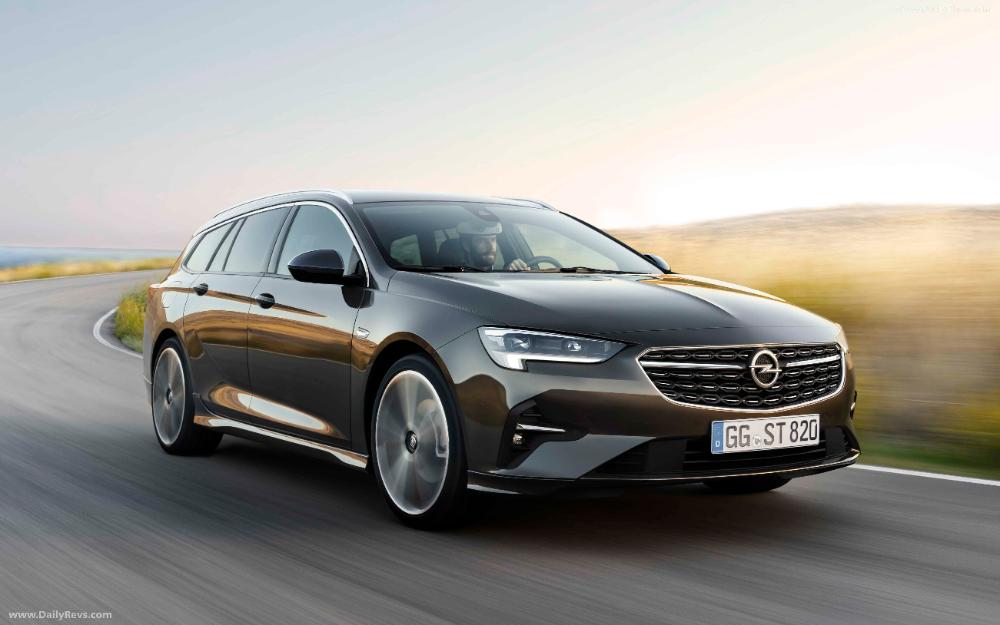 2020 Opel Insignia Sports Tourer in 2020