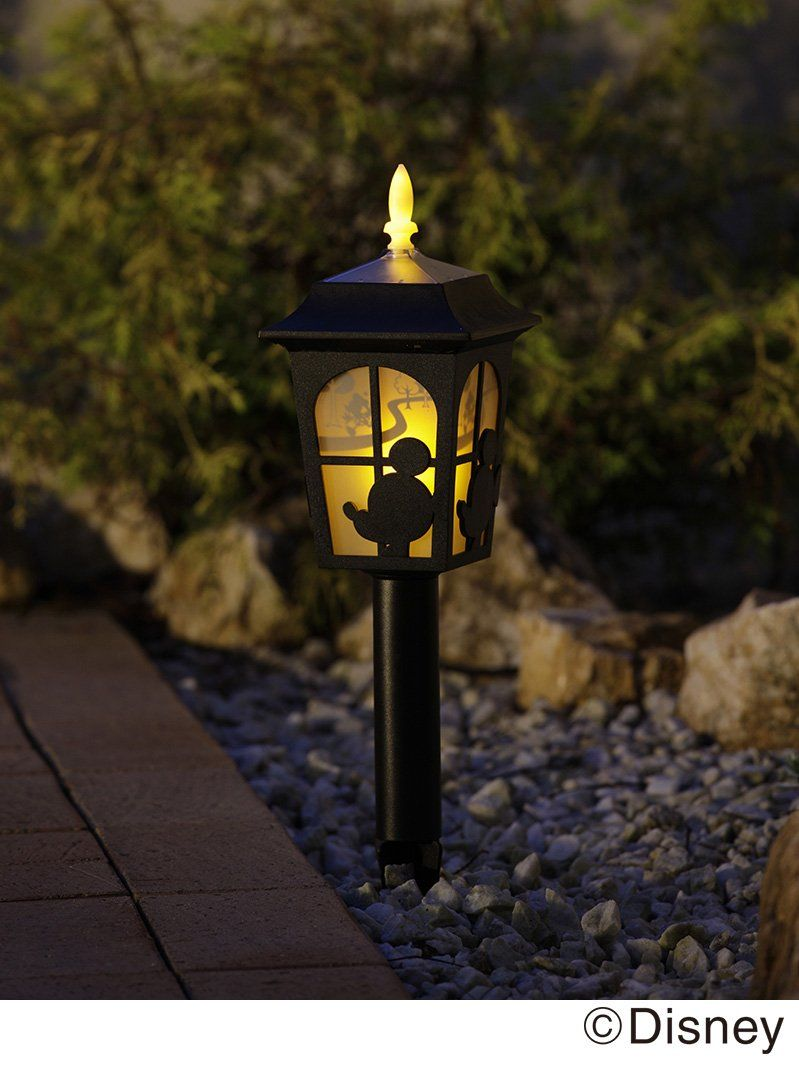 Disney Discovery Assorted Disney Garden Solar Lights Solar