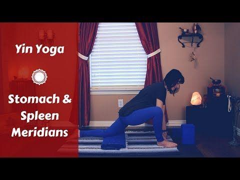 yin yoga for the liver  gallbladder meridians 50 mins