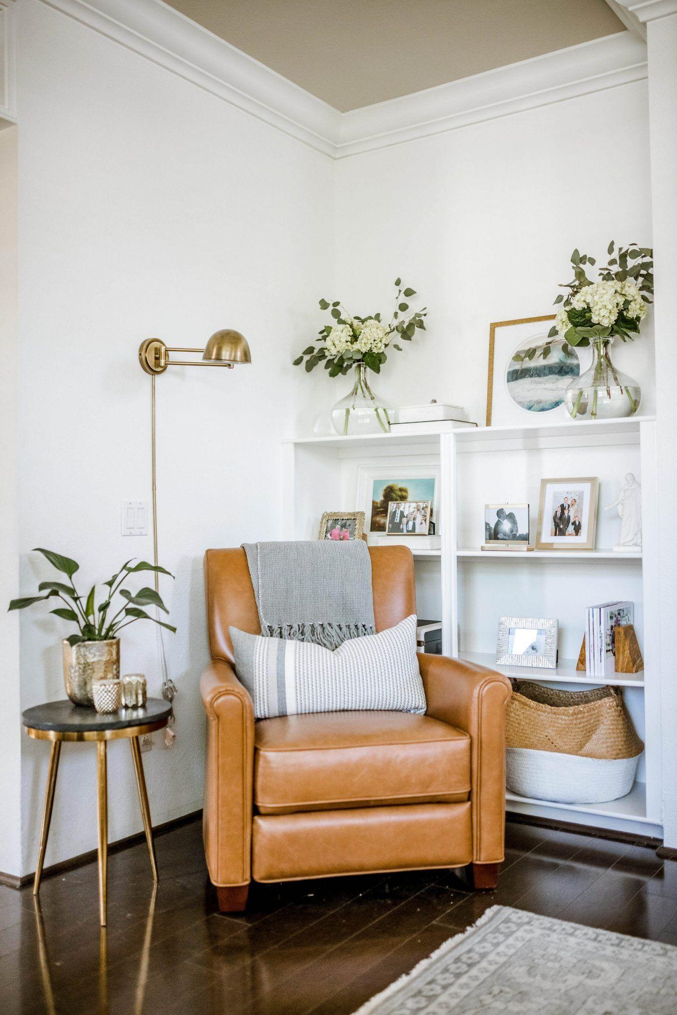 LIVING ROOM REVEAL - Elle Apparel by Leanne Barlow