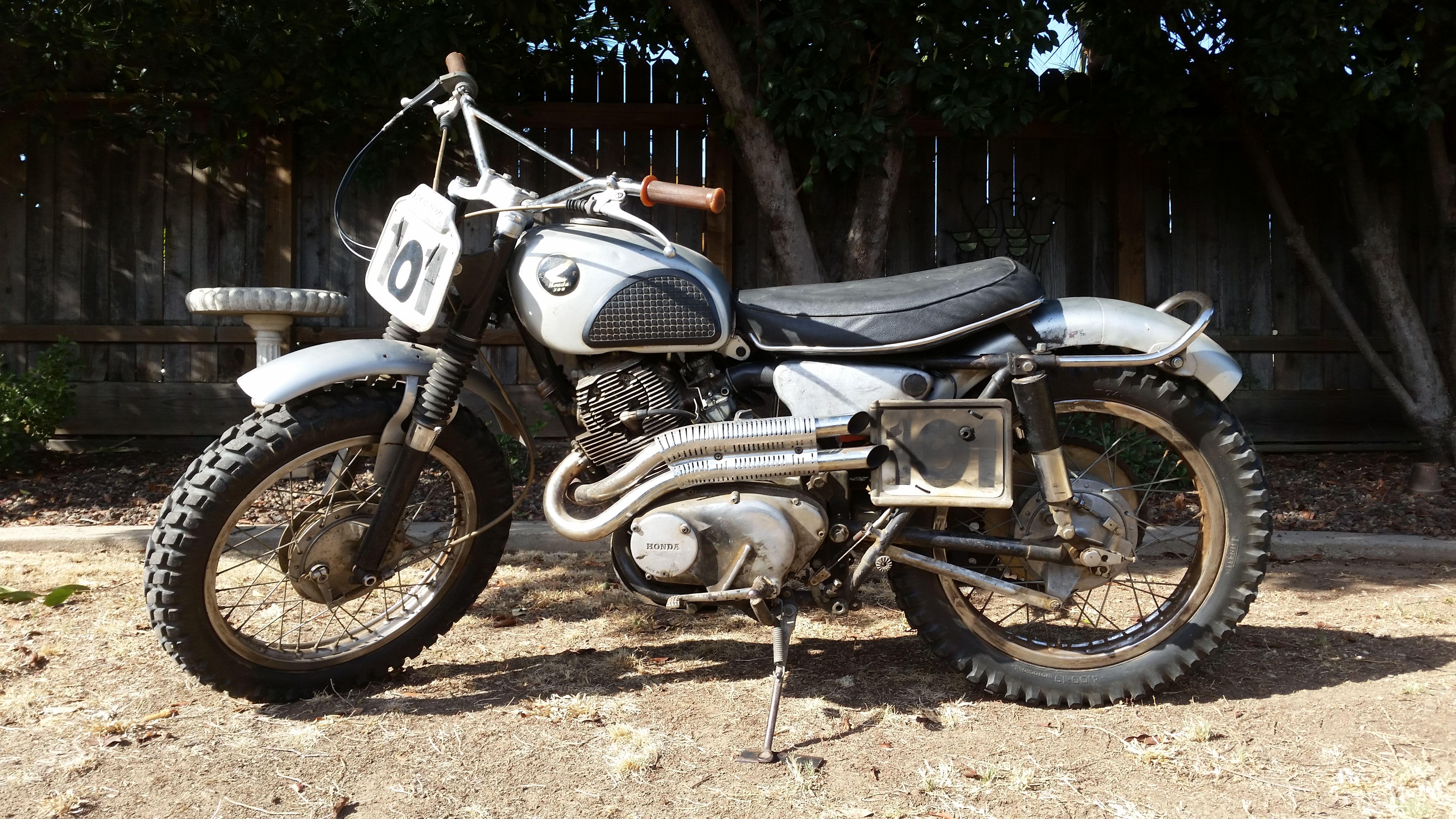 1965 Honda 305 Cl77 Race Scrambler In 2021 Classic Bikes Honda Motocross Bikes [ 2988 x 5312 Pixel ]