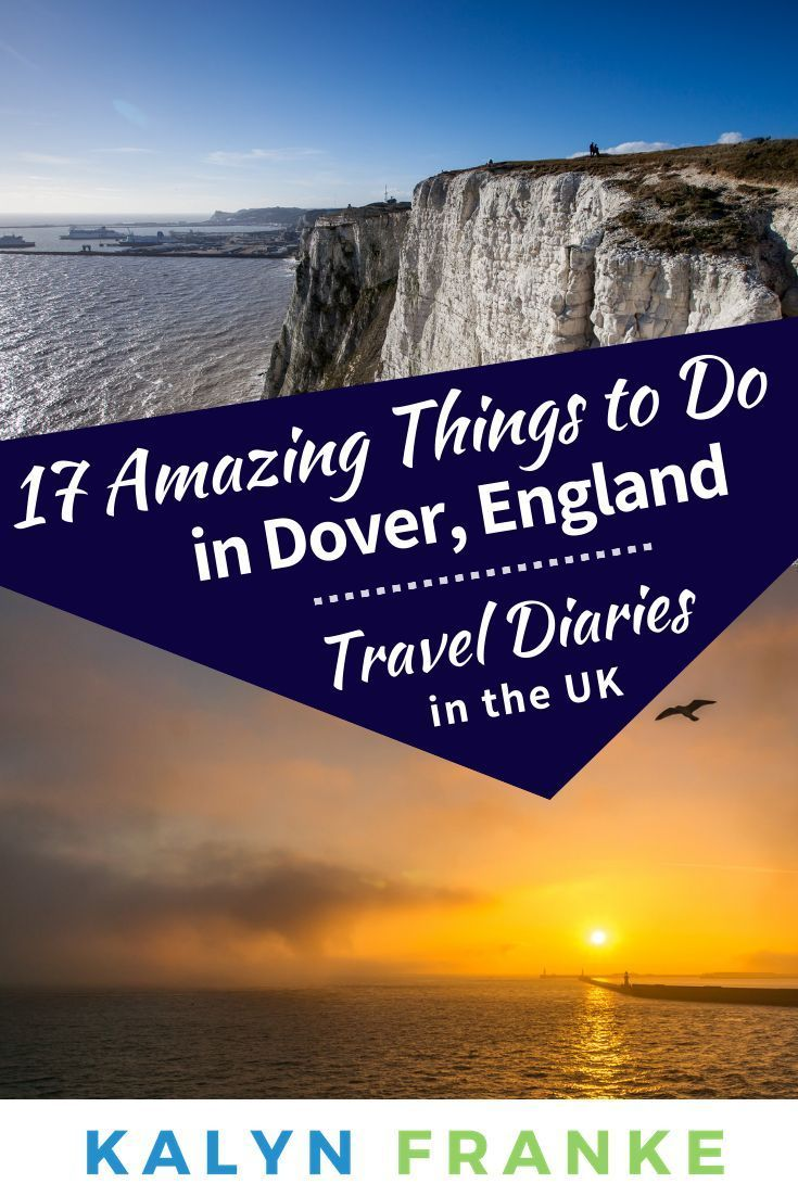 14 Incredible Things to Do in Dover, England #travelengland