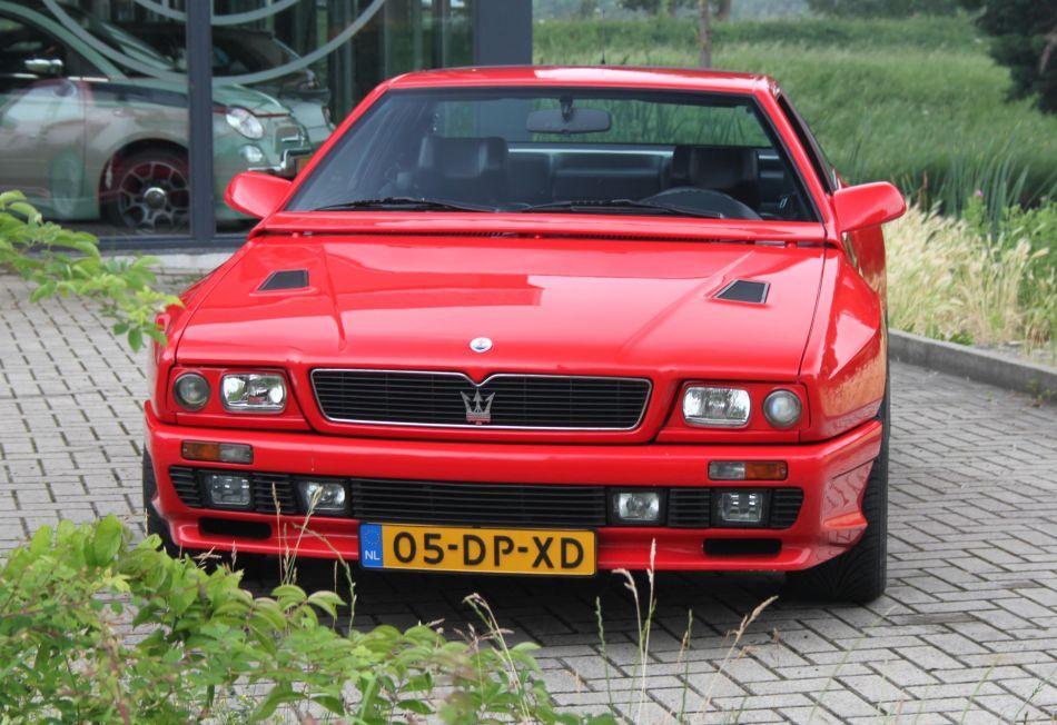 1991 Maserati Shamal   スポーツカー, マセラティ, 自動車