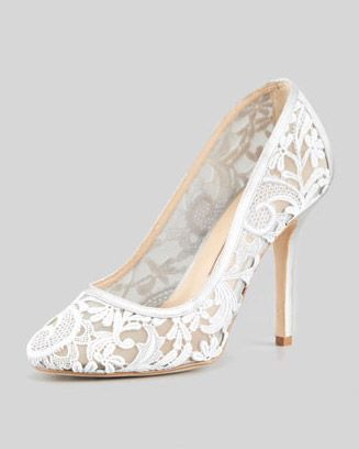 Timeless Bridal Shoes Weddings Illustrated Bridal
