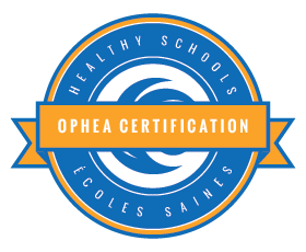 Healthy Schools Certification Logo