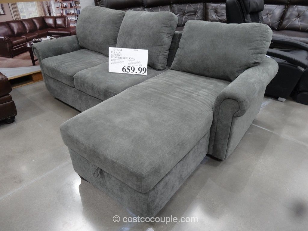 Pulaski Newton Convertible Sofa Costco 2 Sofa Chaise Sofa Sofa Bed