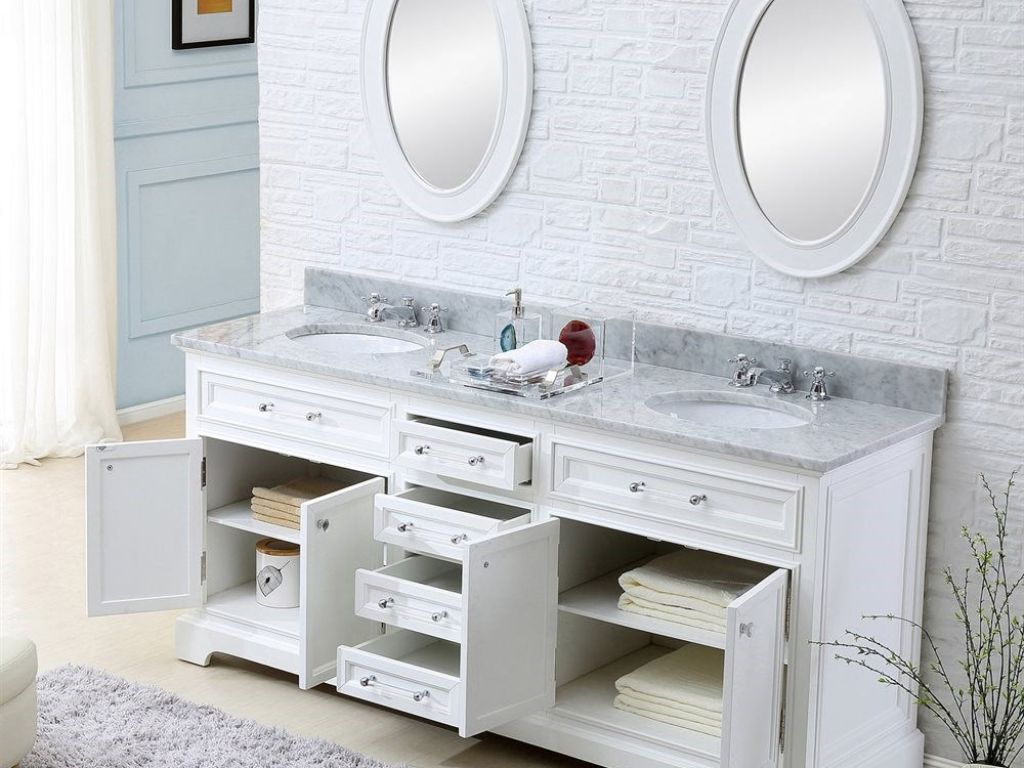 Bathrooms Design Pottery Barn Bathroom Vanity Potterybarn Sinks Pb Reclaimed Wood Doubl Double Sink Bathroom Vanity Bathroom Sink Vanity Double Sink Bathroom