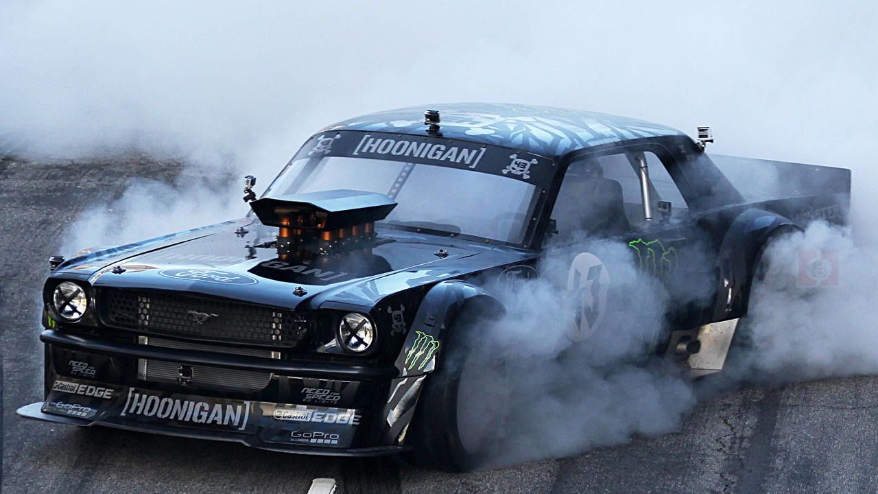 photos ken block in the gymkhana 7 ford mustang ken block hoonigan ford mustang mustang ford. Black Bedroom Furniture Sets. Home Design Ideas