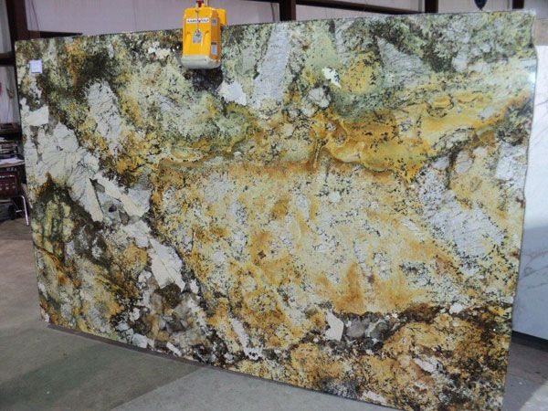 Barricato Granite Slab 34194 Kitchen Counters, Granite Countertops, Granite  Slab, Small Space Living