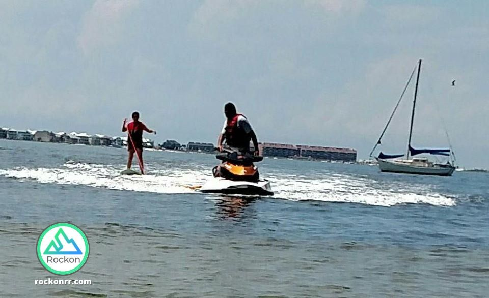 Jet ski surfing and tubing lessons pensacola rockon