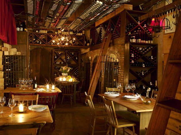 Il Buco Nyc Bars Restaurants Pinterest Nyc Restaurants Nyc