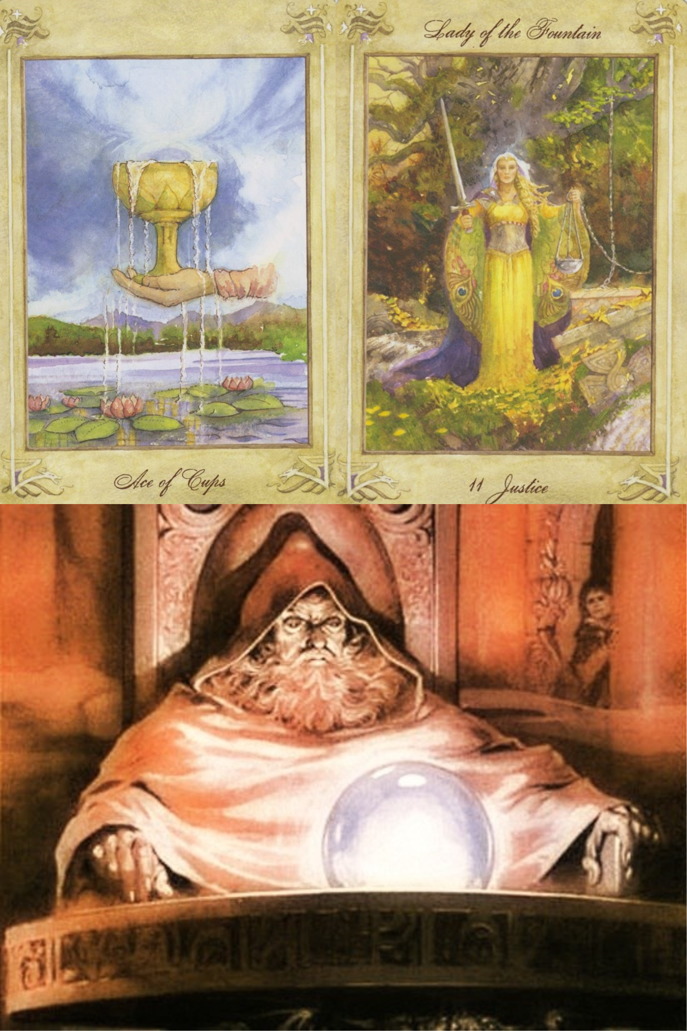 what are the earliest known tarot cards, tarot voodoo and
