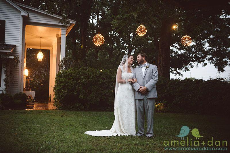 Camille Ryan Wedding At Fearrington Village Chapel Hill Nc