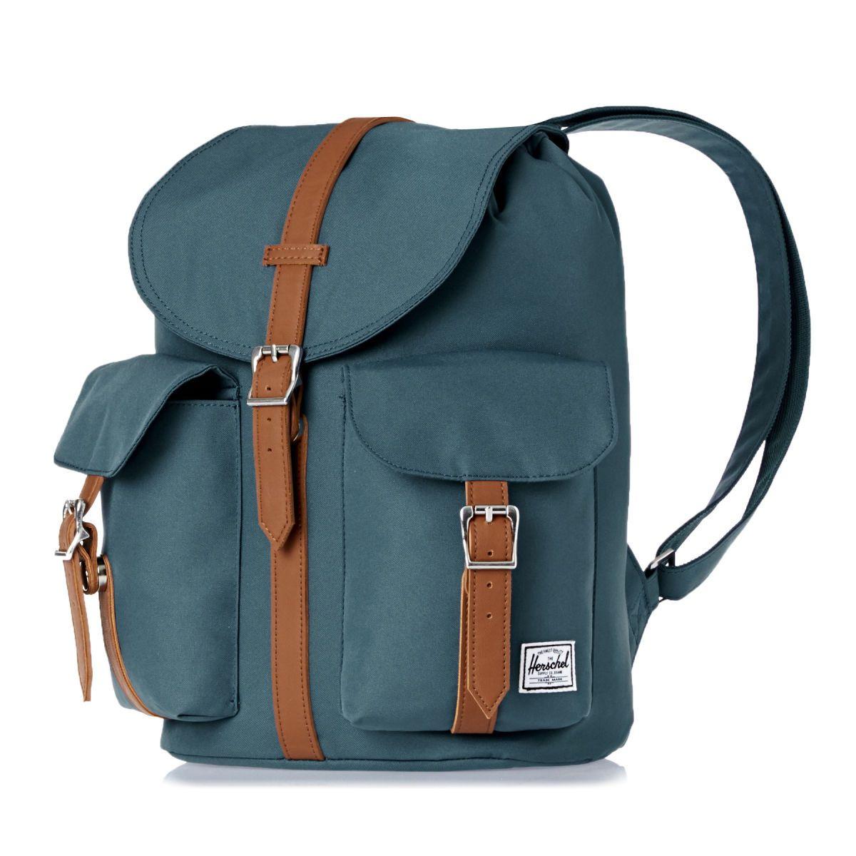 Herschel Dawson Womens Backpack - Indian Teal/Tan | Borsa ...