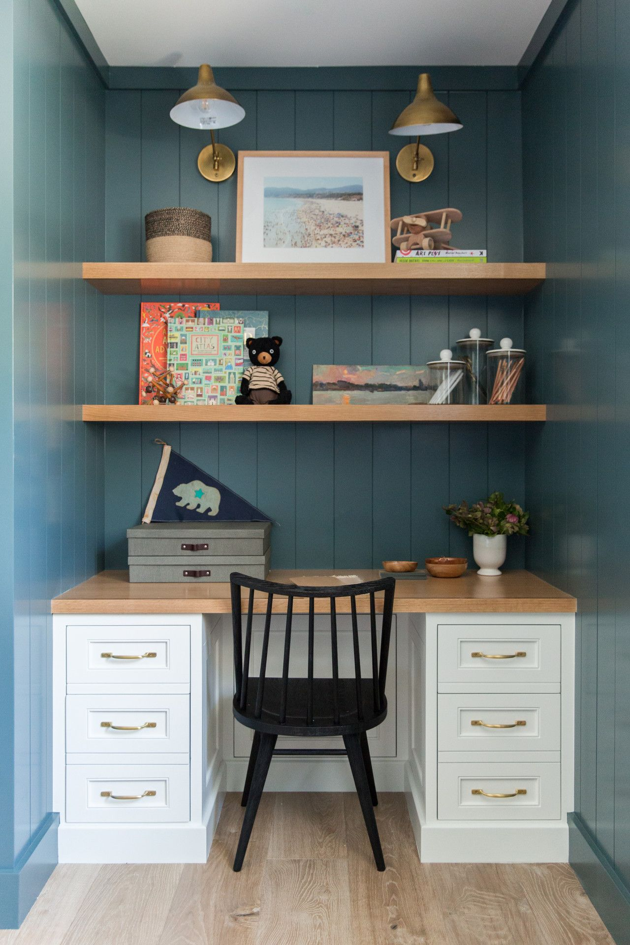 When empty nest syndrome inspires a chic home makeover h o m e