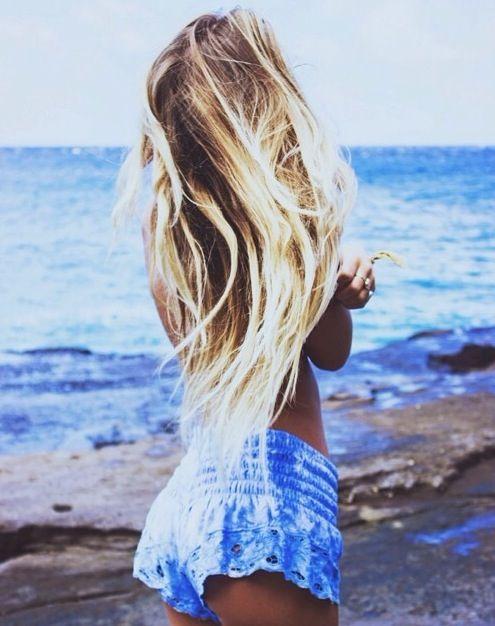 salt hair, don't care △ Follow us on Instagram // @smtofficial