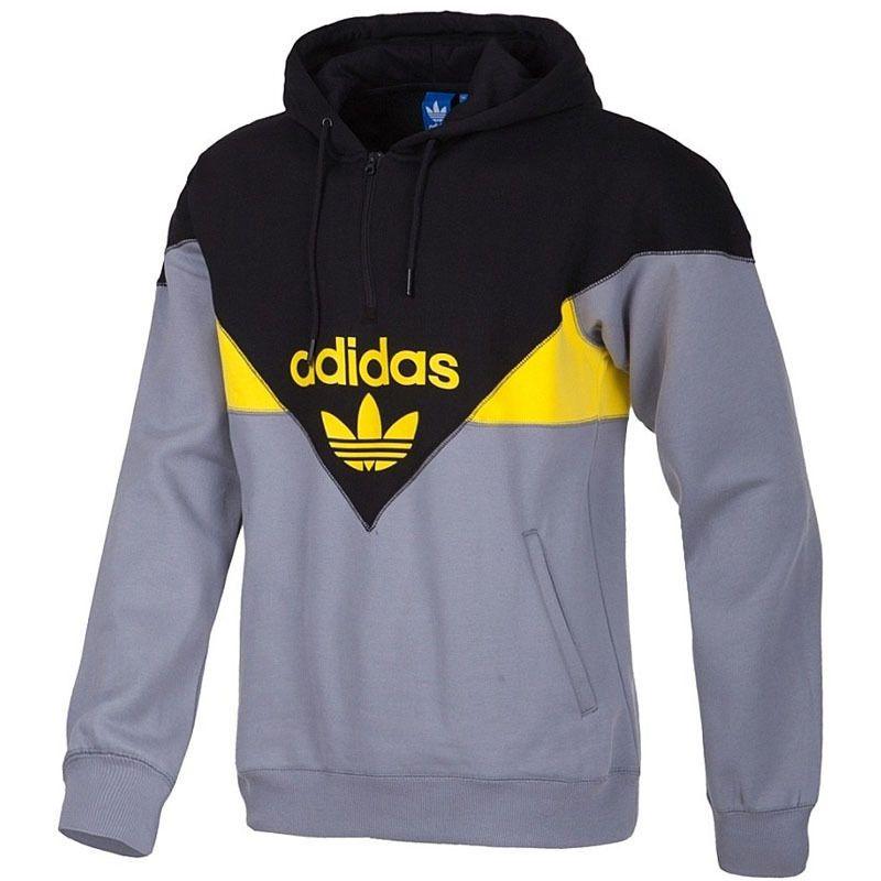 aaf4f399a087 Adidas Originals Mens Colorado Hoody Sweater Hooded Jumper Hoodie Top New   adidas  Hoodie