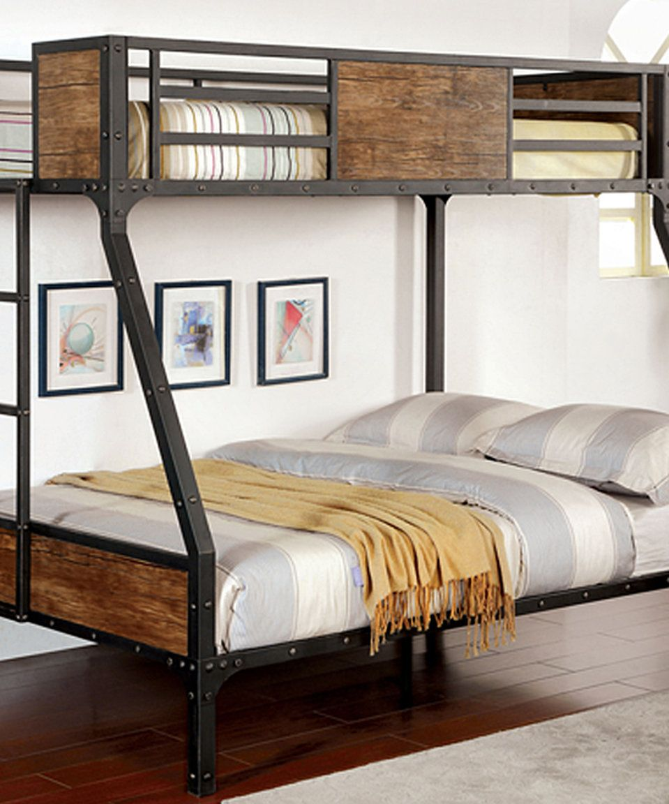 Take A Look At This Lagos Wood Metal Bunk Bed Today Metal