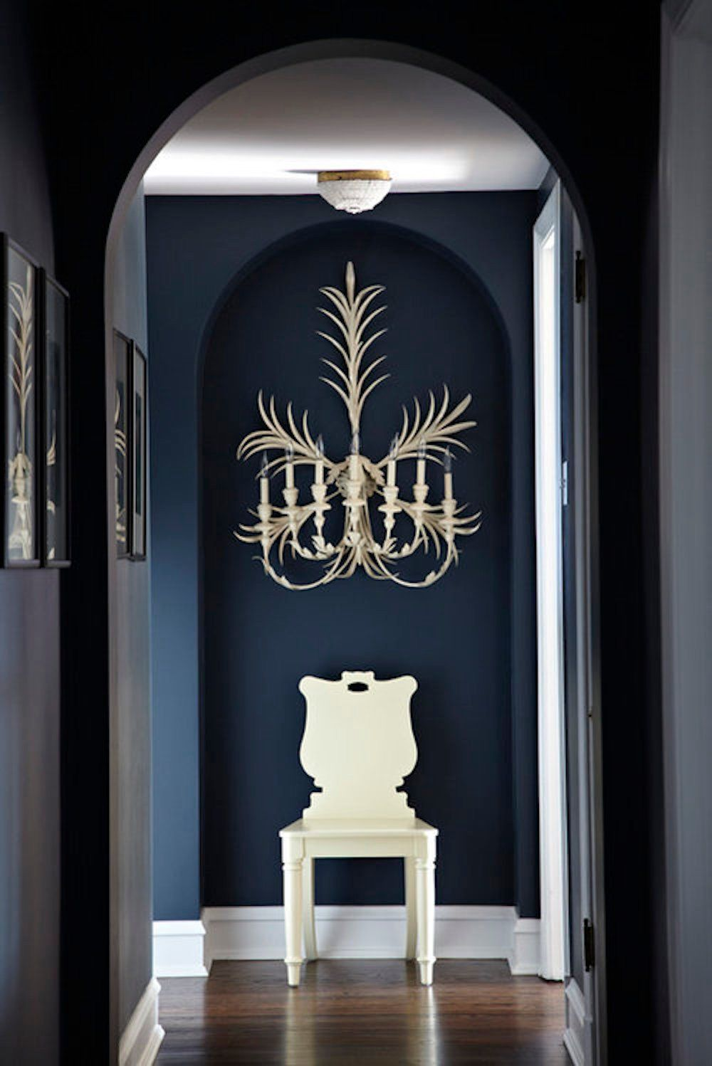 Deck The Halls Like London Designer Hubert Zandberg Navy