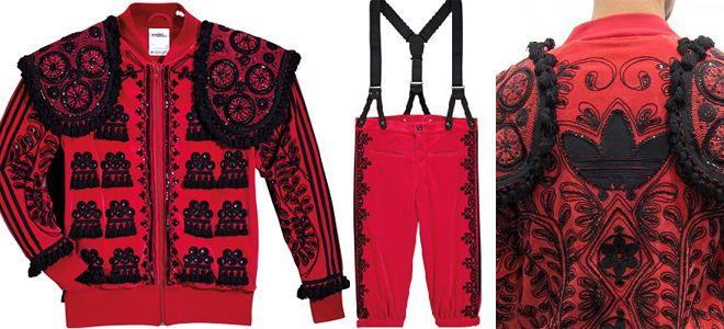 Chandal Inspiración taurina Adidas | Moda estilo, Moda, Chandal