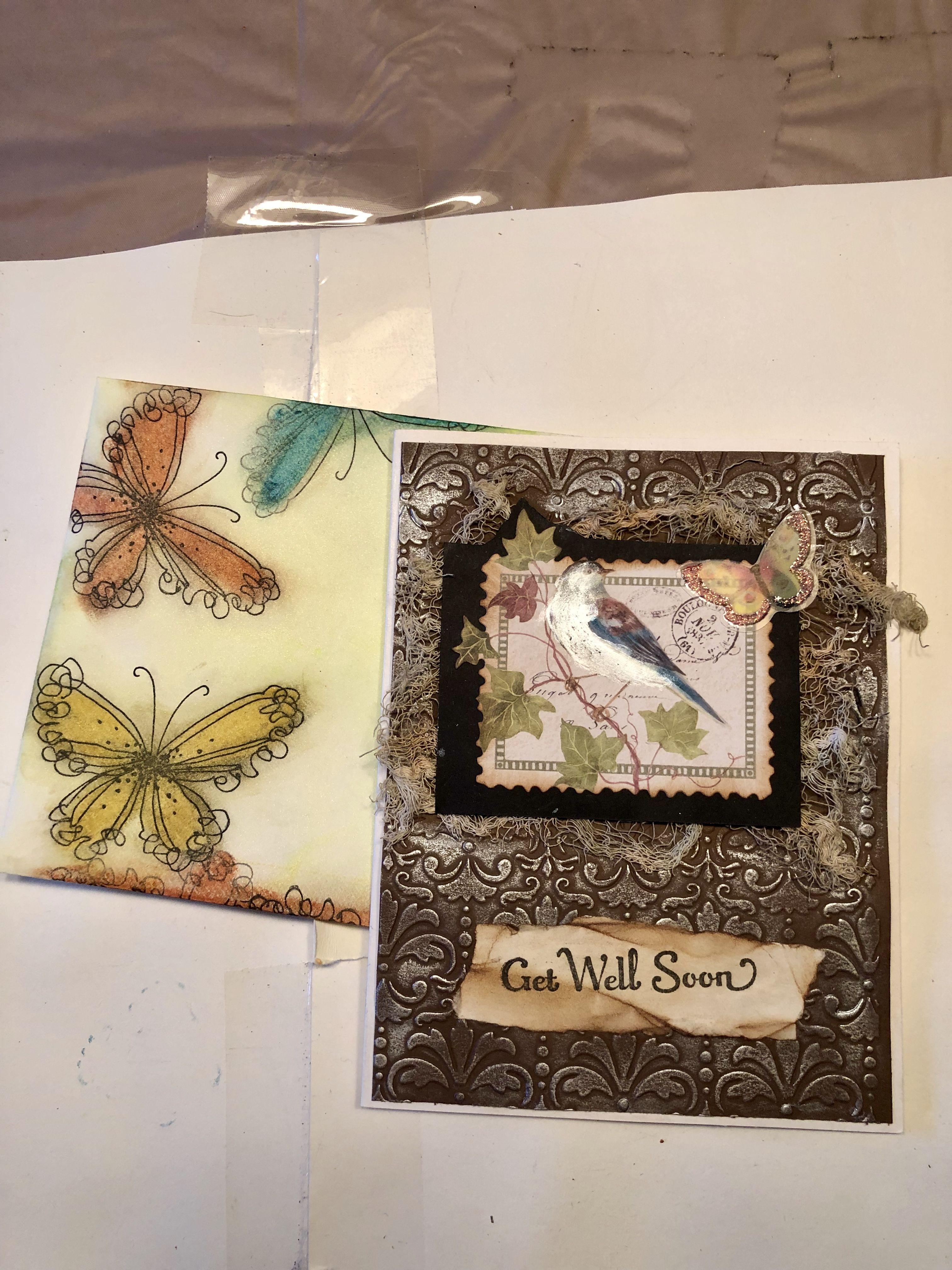 get well card  cards handmade get well cards handmade