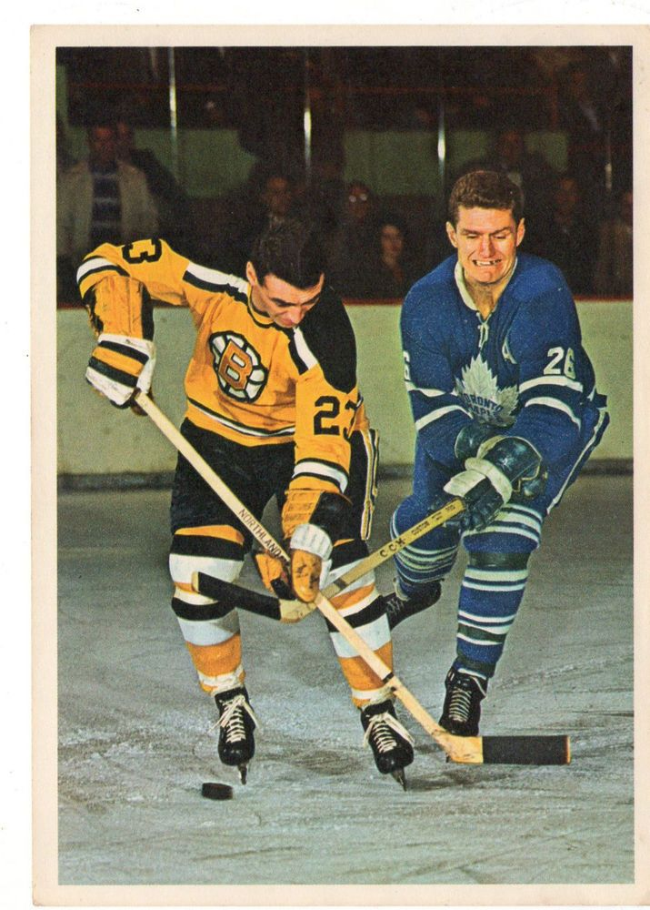 196364 TORONTO STAR NHL STARS IN ACTION JEAN GUY GENDRON