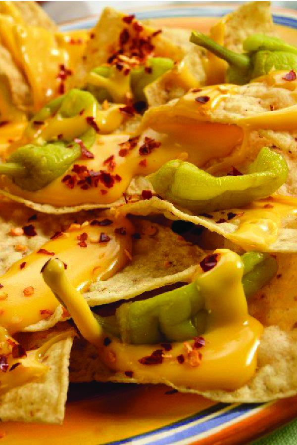 pepperoncini nachos recipe pepperoncini recipes stuffed peppers pepperoncini nachos recipe