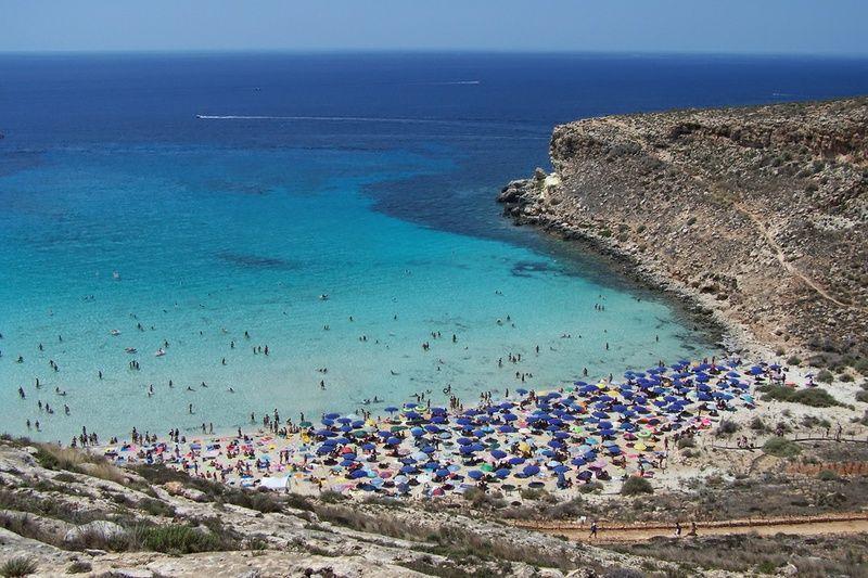 Tripbucket Relax On Rabbit Beach Lampedusa Island Italy Best Beaches In Europe Beautiful Beaches Most Beautiful Beaches