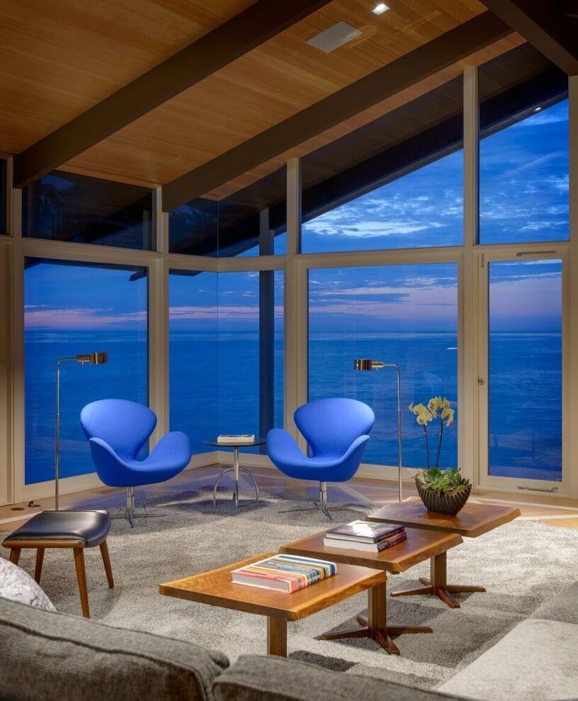 Modern beach house by eddie lee casas de playa playa y - Ihome casas modulares ...