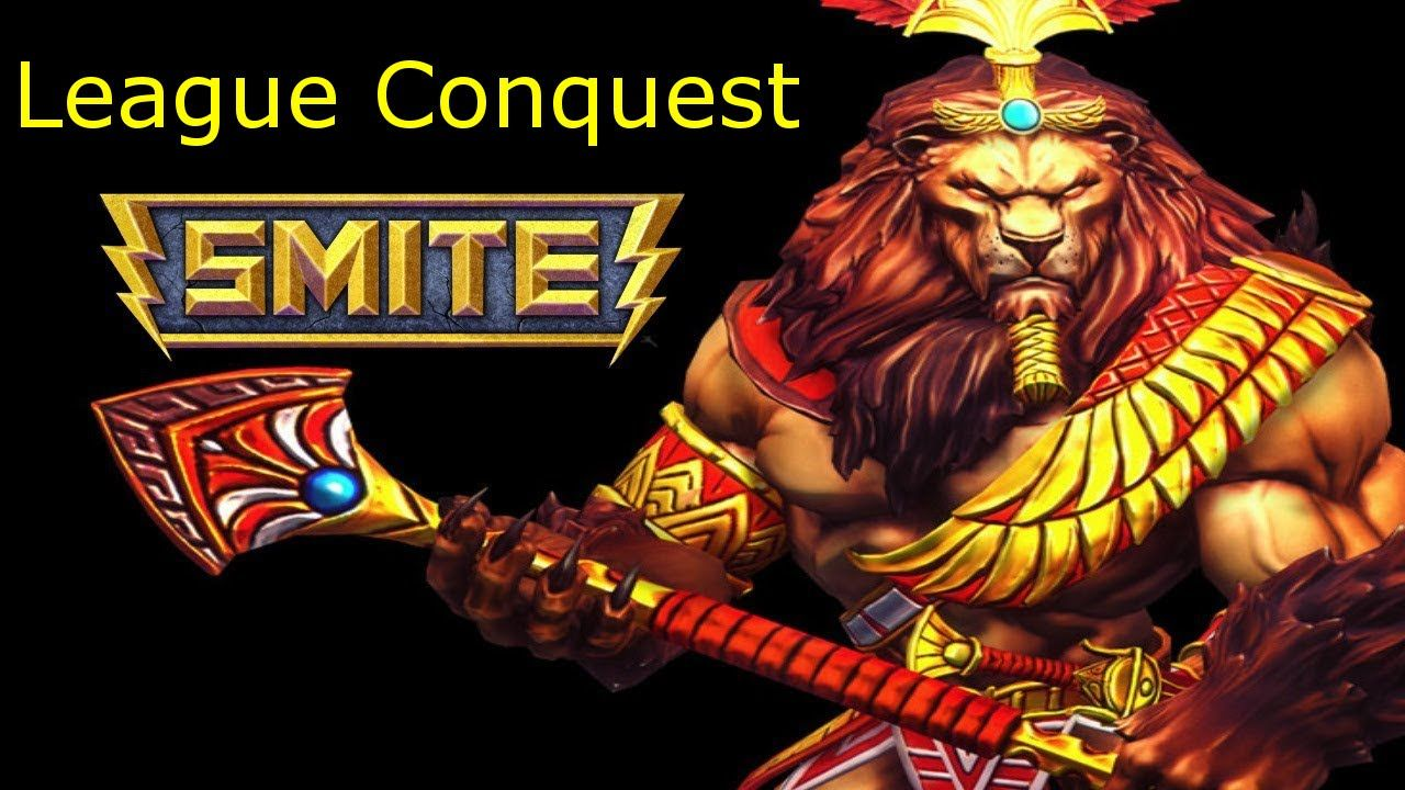 SMITE League Conquest Anhur