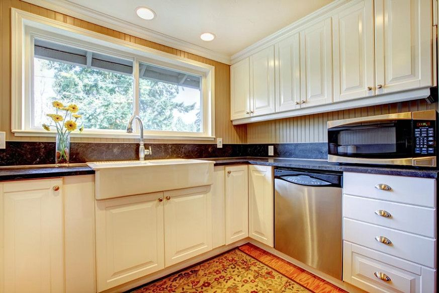 How to leave painting kitchen non wood without