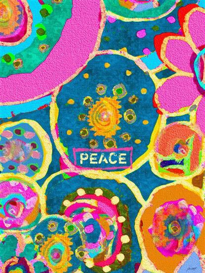 Give Peace A Chance Canvas