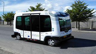 Pregopontocom Tudo: Ônibus sem motorista