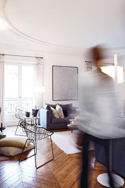inspiration #deco #salon #Livingroom #painting #tableau #moderne ...