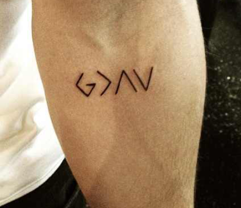 10 First Tattoo Ideas Not Every Young Woman Has Tattoos For Guys Small Tattoos For Guys Simple Tattoo Designs