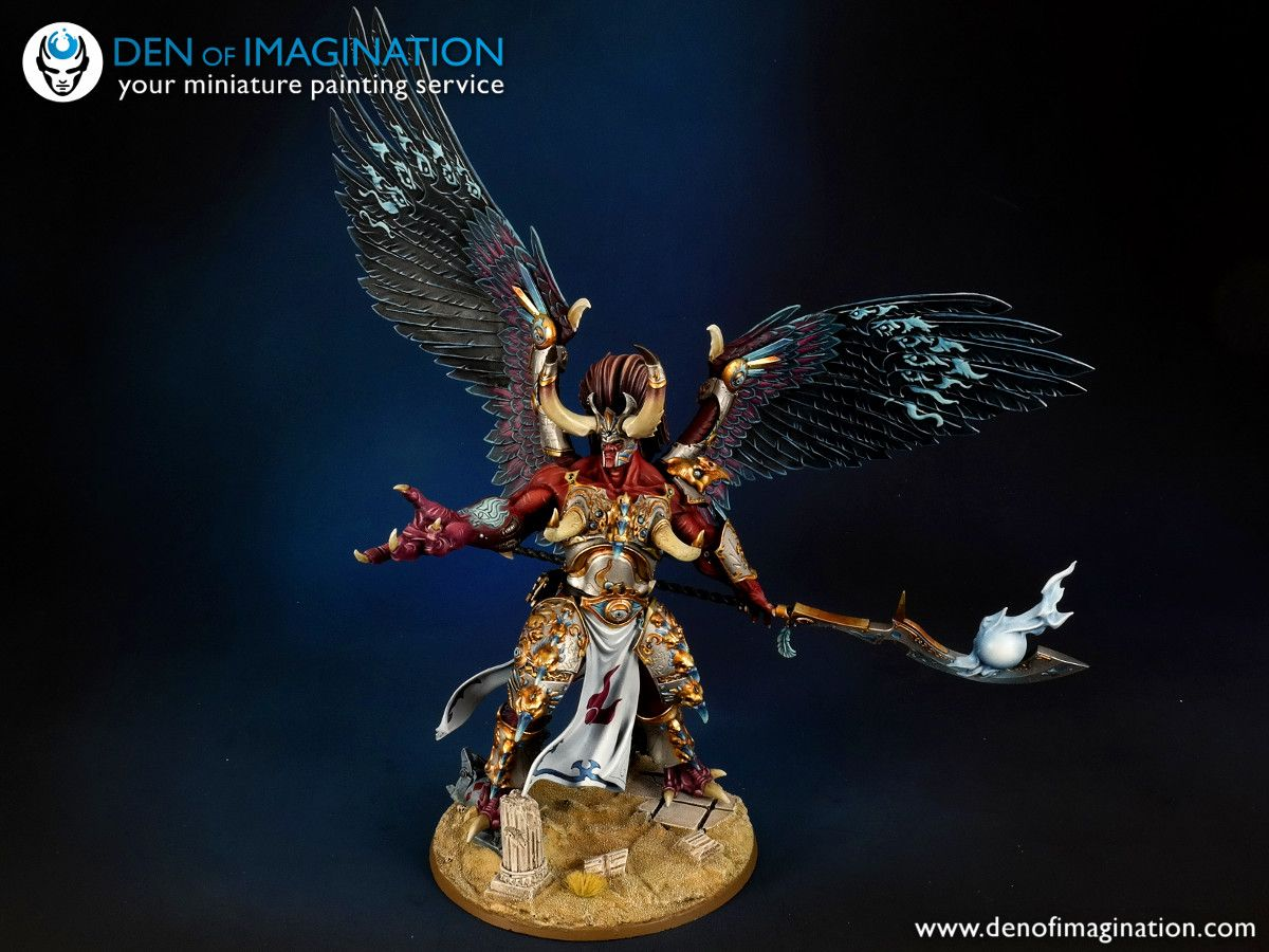 Magnus the Red Silly games, Warhammer, Board games