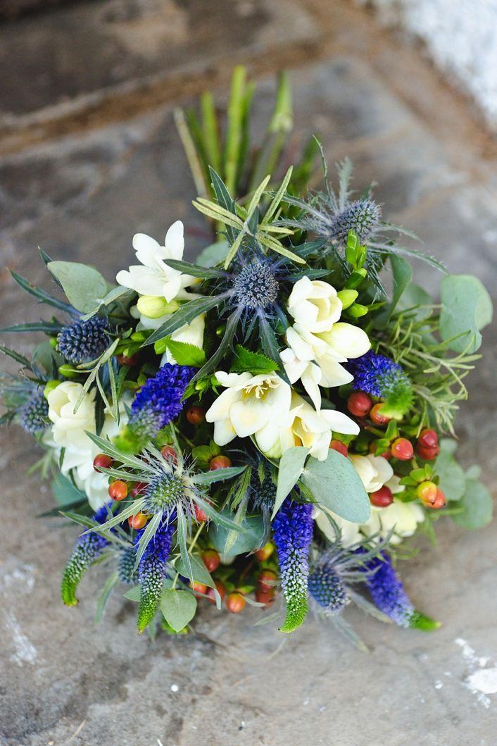 Gorgeous bouquet  {Ben & Iman's wedding // MyHeartSkipped Photography}