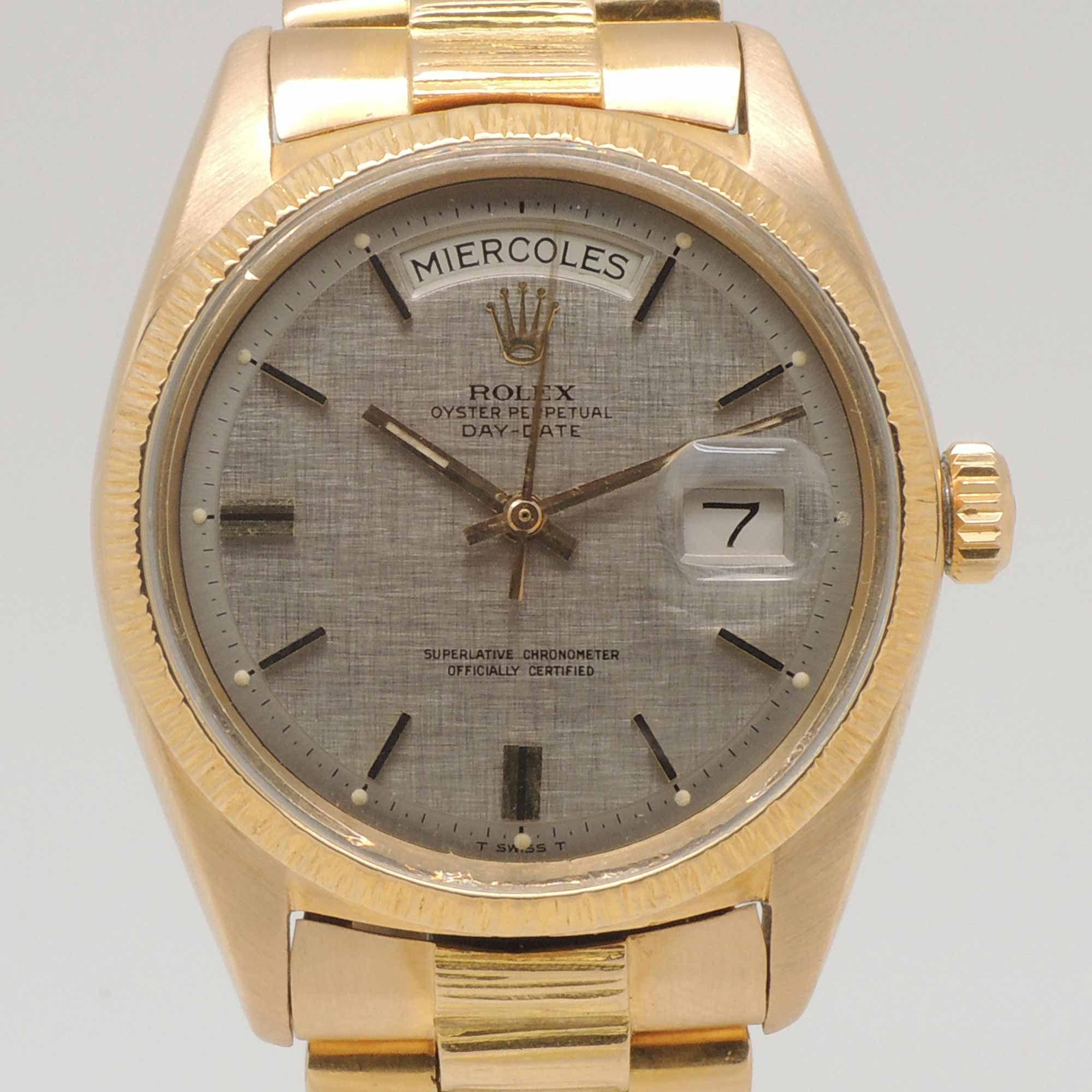 Ancienne Vintage Gallery Rolex Watches Rolex Day Date Rolex