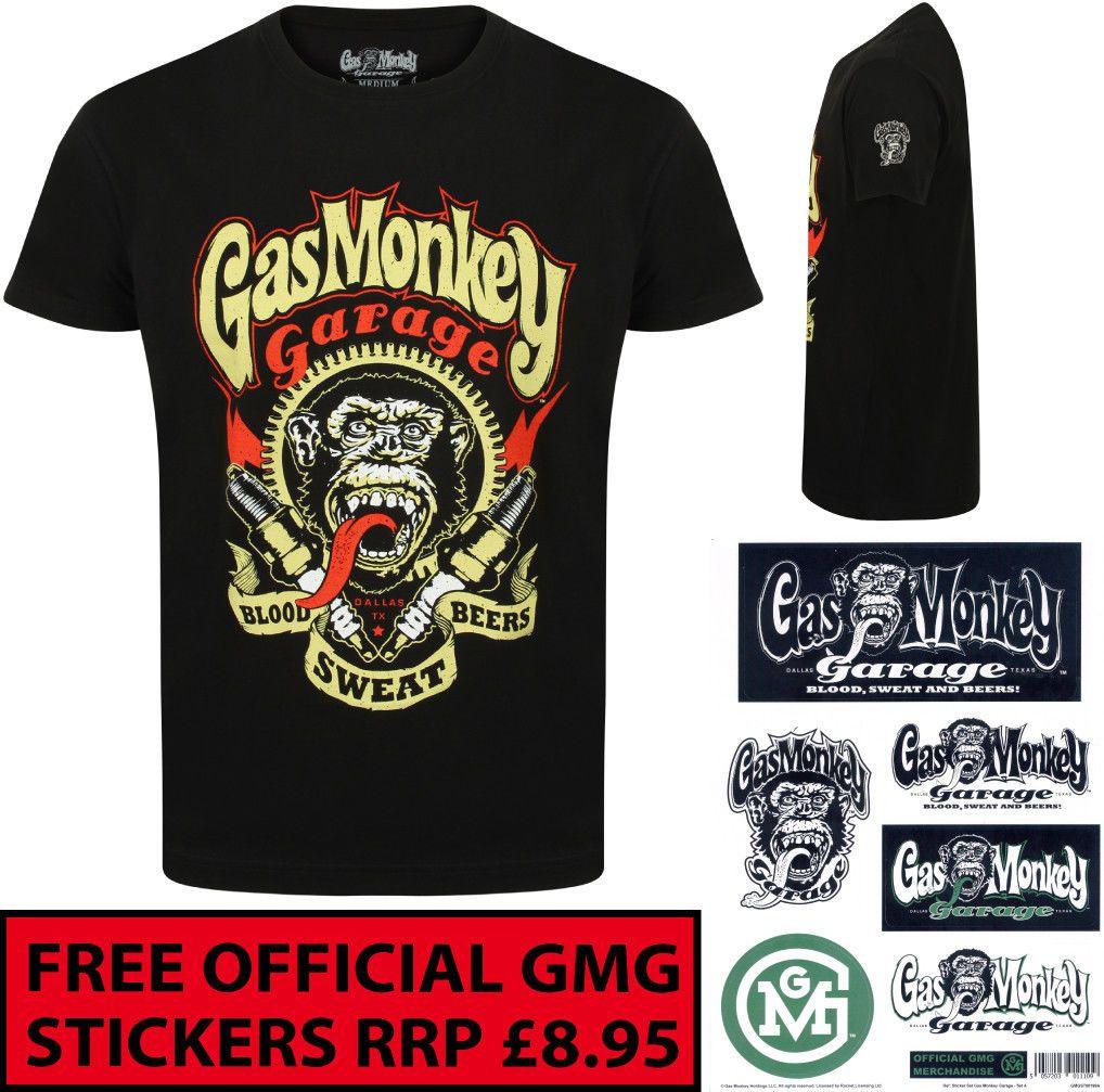 88b1fe08 Gas Monkey T Shirts Uk Ebay | Top Mode Depot