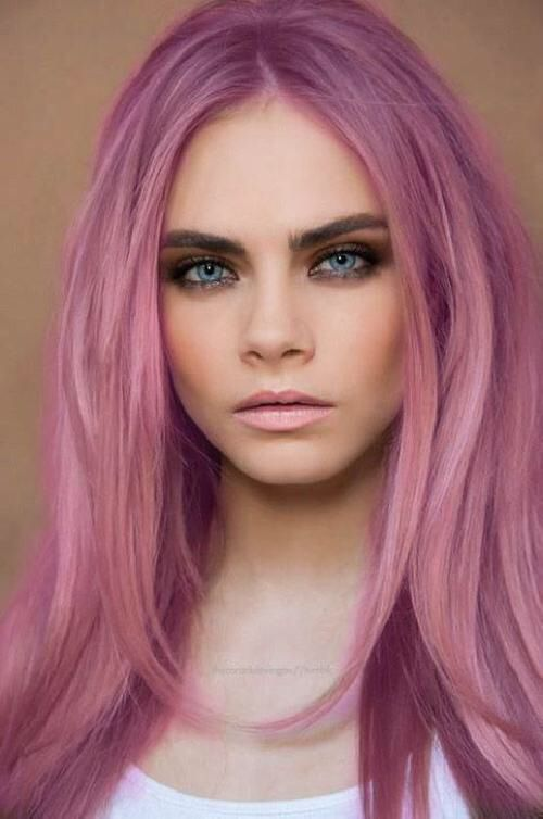 Pink Hair Unnatural Hair Color Orchid Hair Color Hair Color Auburn