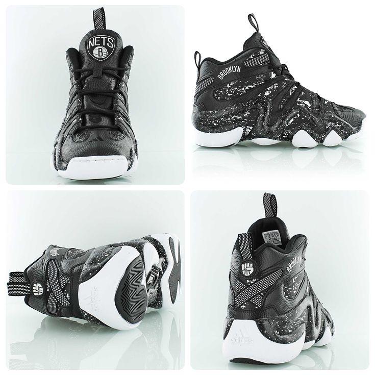 Adidas Crazy 8 'Brooklyn Nets' blackwhite
