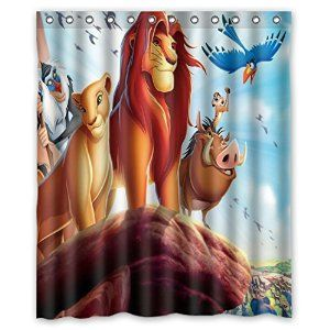 Amazon Com Sweet Cartoon Style The Lion King The Monarch Of The