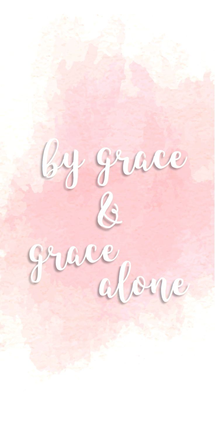 Everything Is By Gods Grace So No One Can Boast Wisdom And